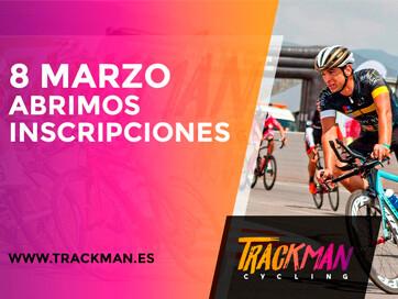 inscripciones 8 marzo trackman cycling