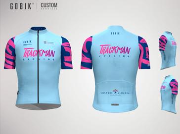 camiseta regalo Trackman Cycling