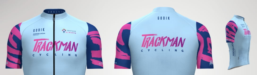 maillot-regalo Trackman cycling